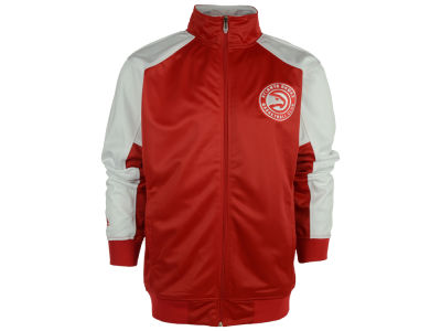 Atlanta Hawks NBA Men's Geo Track Jacket
