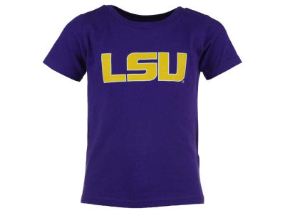 LSU Tigers adidas NCAA Toddler Primary Logo T-Shirt