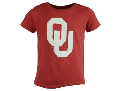 Oklahoma Sooners adidas NCAA Toddler Primary Logo T-Shirt