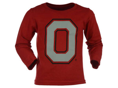 Ohio State Buckeyes adidas NCAA Toddler Hourglass Long Sleeve T-Shirt