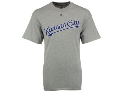 Kansas City Royals MLB Men's Official Wordmark T-Shirt
