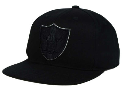 Oakland Raiders Outerstuff NFL Youth Basic Snapback Cap