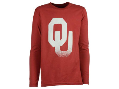 Oklahoma Sooners adidas NCAA Youth Hourglass Long Sleeve T-Shirt