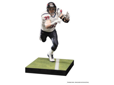 Houston Texans J.J. Watt McFarlane NFL Series 36