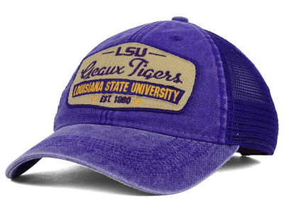 LSU Tigers NCAA Dashboard Trucker Adjustable Hat