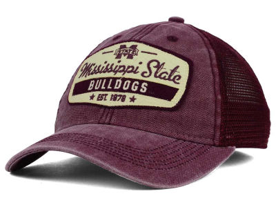 Mississippi State Bulldogs NCAA Dashboard Trucker Adjustable Hat