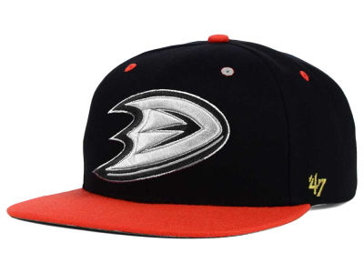 Anaheim Ducks '47 NHL '47 Gold Rush Snapback Cap