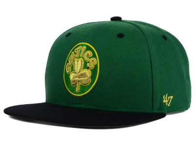 Boston Celtics '47 NBA HWC '47 Gold Rush Snapback Cap