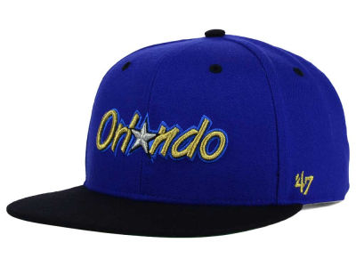 Orlando Magic '47 NBA HWC '47 Gold Rush Snapback Cap