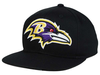 Baltimore Ravens Outerstuff NFL Youth Basic Snapback Cap
