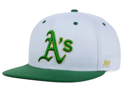 Oakland Athletics '47 MLB '47 Gold Rush Snapback Cap