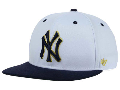 New York Yankees '47 MLB '47 Gold Rush Snapback Cap