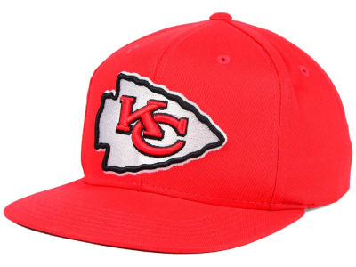 Kansas City Chiefs Outerstuff NFL Youth Basic Snapback Cap