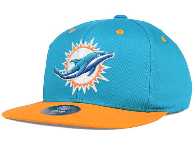 Miami Dolphins Outerstuff NFL Youth Basic Snapback Cap