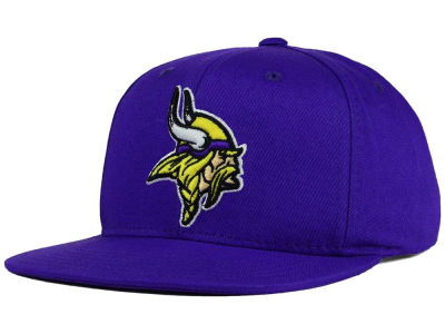 Minnesota Vikings Outerstuff NFL Youth Basic Snapback Cap