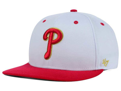 Philadelphia Phillies '47 MLB '47 Gold Rush Snapback Cap