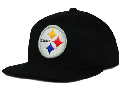 Pittsburgh Steelers Outerstuff NFL Youth Basic Snapback Cap
