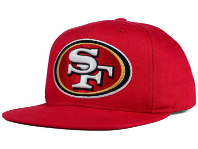 San Francisco 49ers Outerstuff NFL Youth Basic Snapback Cap