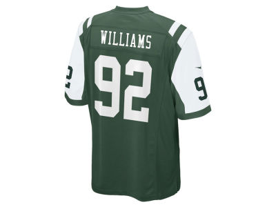 New York Jets Leonard Williams Nike NFL Men's Game Jersey