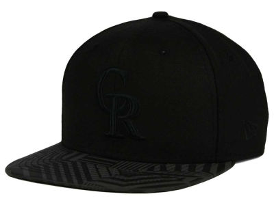 Colorado Rockies New Era MLB Reliner 9FIFTY Snapback Cap