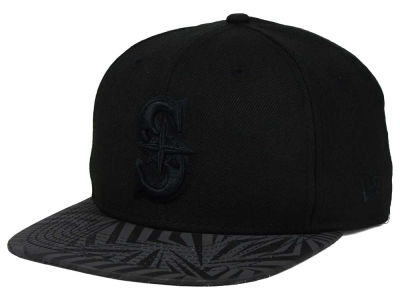 Seattle Mariners New Era MLB Reliner 9FIFTY Snapback Cap