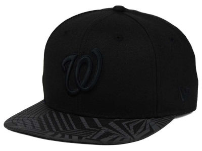 Washington Nationals New Era MLB Reliner 9FIFTY Snapback Cap