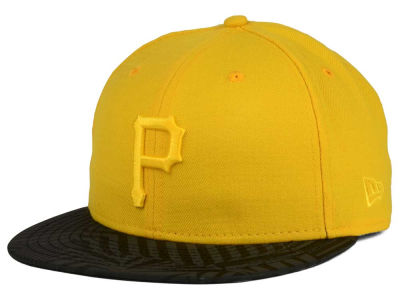 Pittsburgh Pirates New Era MLB Reliner 59FIFTY Cap