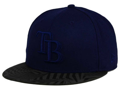 Tampa Bay Rays New Era MLB Reliner 59FIFTY Cap