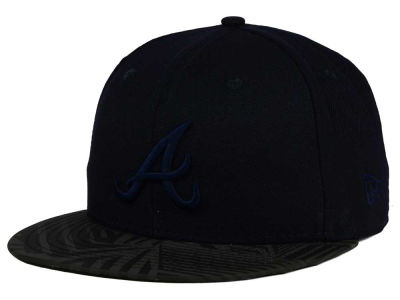Atlanta Braves New Era MLB Reliner 59FIFTY Cap