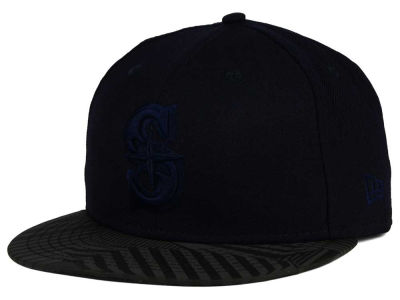 Seattle Mariners New Era MLB Reliner 59FIFTY Cap