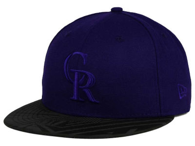 Colorado Rockies New Era MLB Reliner 59FIFTY Cap