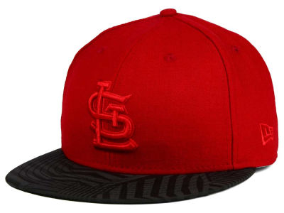 St. Louis Cardinals New Era MLB Reliner 59FIFTY Cap