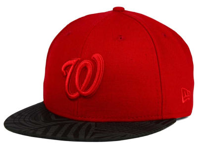 Washington Nationals New Era MLB Reliner 59FIFTY Cap