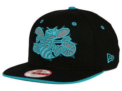 Charlotte Hornets New Era NBA HWC Reflipper 9FIFTY Snapback Cap