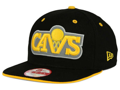 Cleveland Cavaliers New Era NBA HWC Reflipper 9FIFTY Snapback Cap