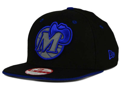 Dallas Mavericks New Era NBA HWC Reflipper 9FIFTY Snapback Cap