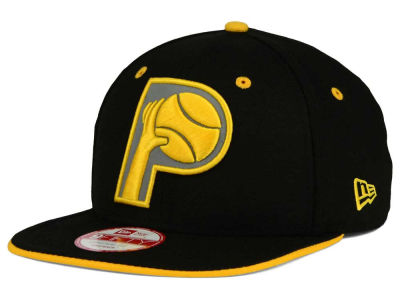 Indiana Pacers New Era NBA HWC Reflipper 9FIFTY Snapback Cap
