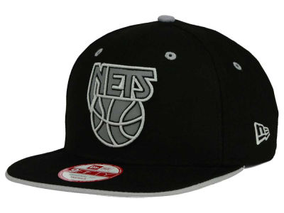 New Jersey Nets New Era NBA HWC Reflipper 9FIFTY Snapback Cap