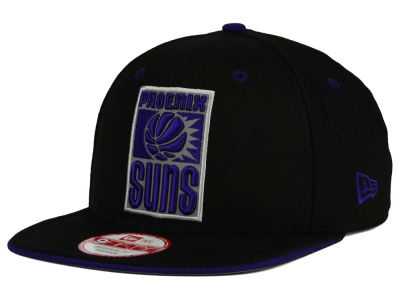 Phoenix Suns New Era NBA HWC Reflipper 9FIFTY Snapback Cap