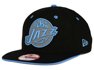 Utah Jazz New Era NBA HWC Reflipper 9FIFTY Snapback Cap