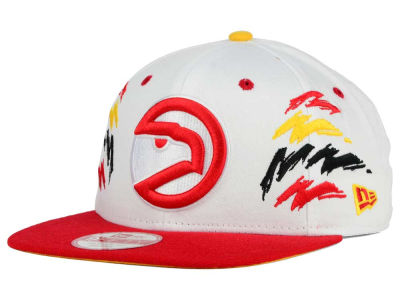 Atlanta Hawks New Era NBA HWC Old Cool 9FIFTY Snapback Cap