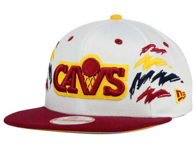 Cleveland Cavaliers New Era NBA HWC Old Cool 9FIFTY Snapback Cap