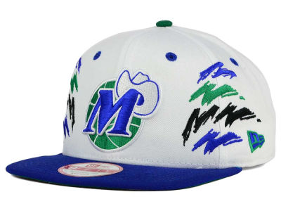 Dallas Mavericks New Era NBA HWC Old Cool 9FIFTY Snapback Cap