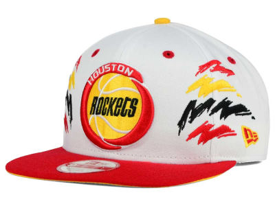 Houston Rockets New Era NBA HWC Old Cool 9FIFTY Snapback Cap