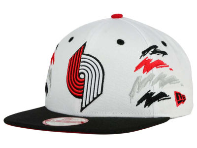 Portland Trail Blazers New Era NBA HWC Old Cool 9FIFTY Snapback Cap