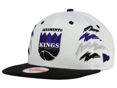 Sacramento Kings New Era NBA HWC Old Cool 9FIFTY Snapback Cap