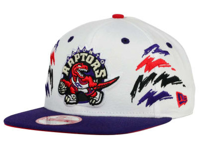 Toronto Raptors New Era NBA HWC Old Cool 9FIFTY Snapback Cap