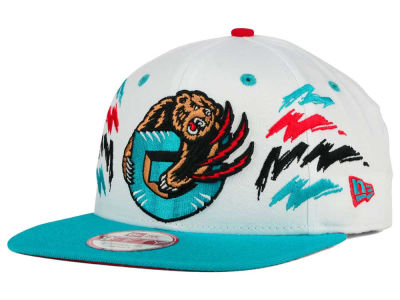 Vancouver Grizzlies New Era NBA HWC Old Cool 9FIFTY Snapback Cap