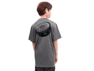 Nashville Predators NHL Youth Puckster T-Shirt