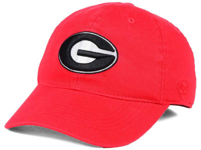 Georgia Bulldogs Top of the World NCAA Relaxer 2.0 Stretch Hat
